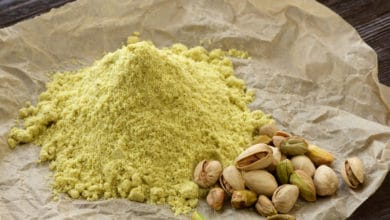 Photo of Farina di pistacchio, l'ingrediente speciale per realizzare dolci verdi