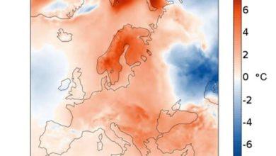 Photo of L'anno più caldo di sempre è il 2020 secondo i dati Copernicus