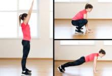 Photo of Tutto sui burpees: esercizi per tonificare, aumentare la forza e bruciare calorie