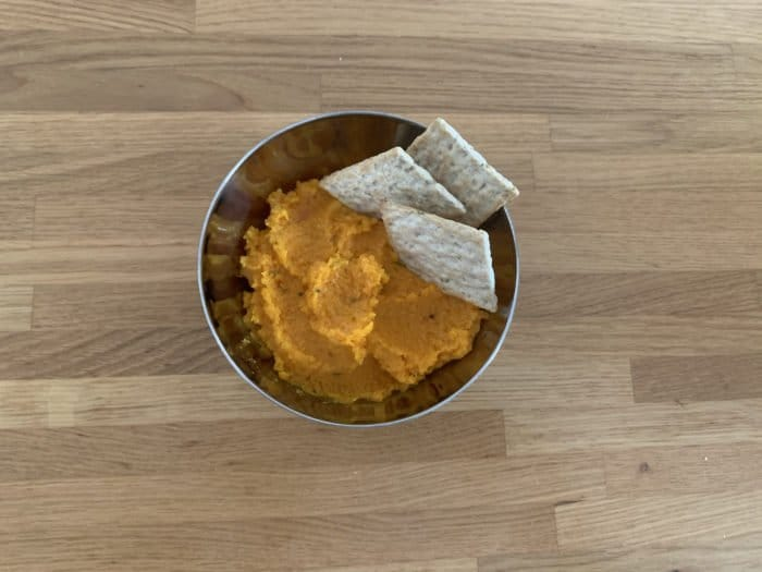 salsa di carote e miele