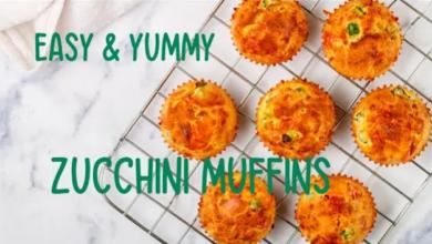 Photo of Muffin di zucchine facili e gustosi: ricetta ed ingredienti con foto e video