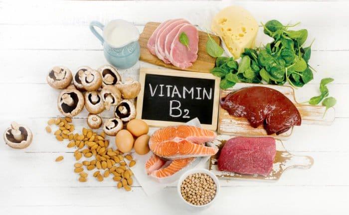 alimenti ricchi di riboflavina
